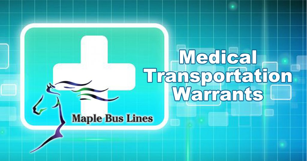 Medical Transportation Warrants